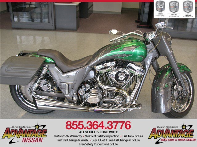 Used Harley Davidson FXRS FULL CUSTOM