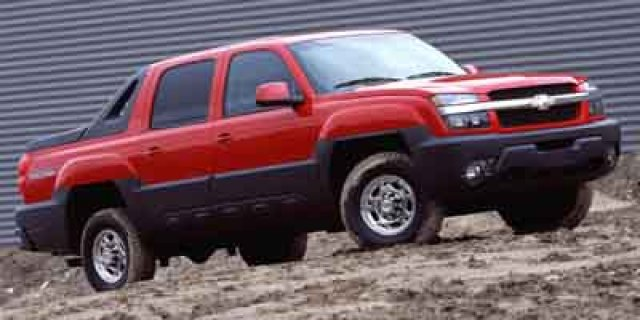 Used Chevrolet Avalanche Base