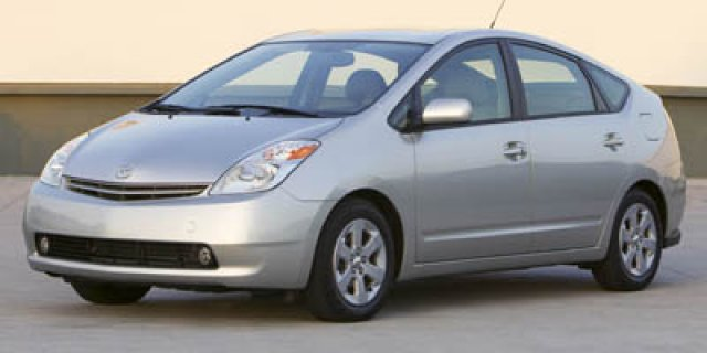Used Toyota Prius Base